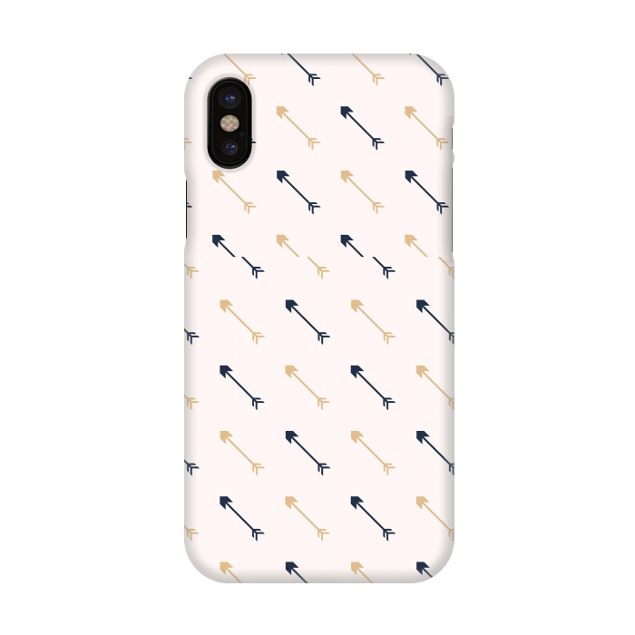 Iphone X Cases Arrows Background By Bledi Artscase
