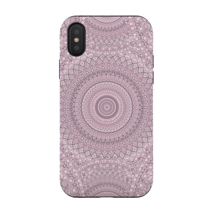 Pastel Pink Mandala Art