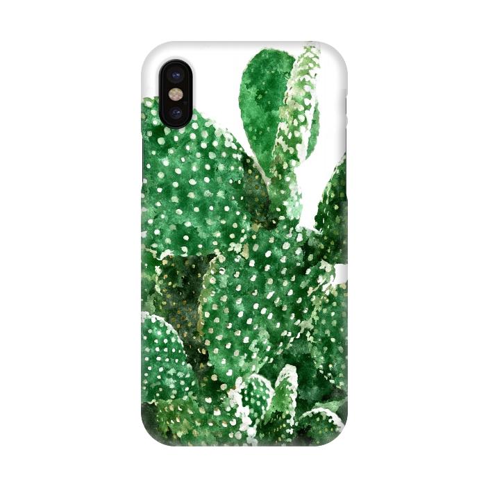 new products 00976 00252 Velvet Cactus - iPhone X cases | ArtsCase