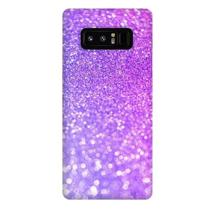 buy popular 567f6 38bcb Galaxy Note 8 Cases Purple Pink by Utart | ArtsCase