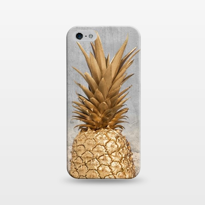 Gold Pineapple and Marble