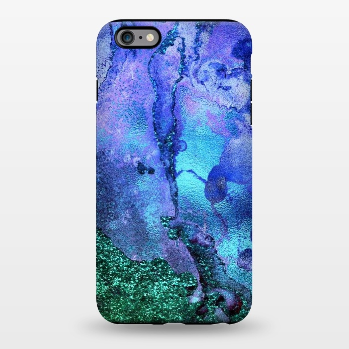 best sneakers a736b 7e202 iPhone 6/6s plus Cases Blue and by Utart   ArtsCase