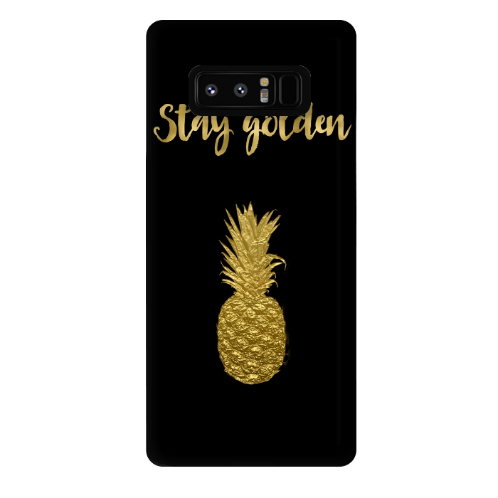 Stay Golden Precious Tropical Pineapple