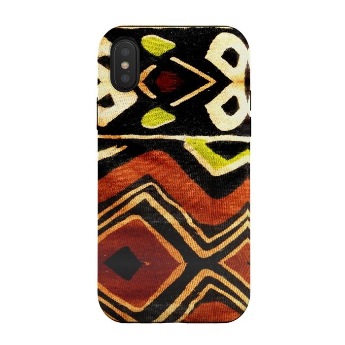 Africa Design Fabric Texture