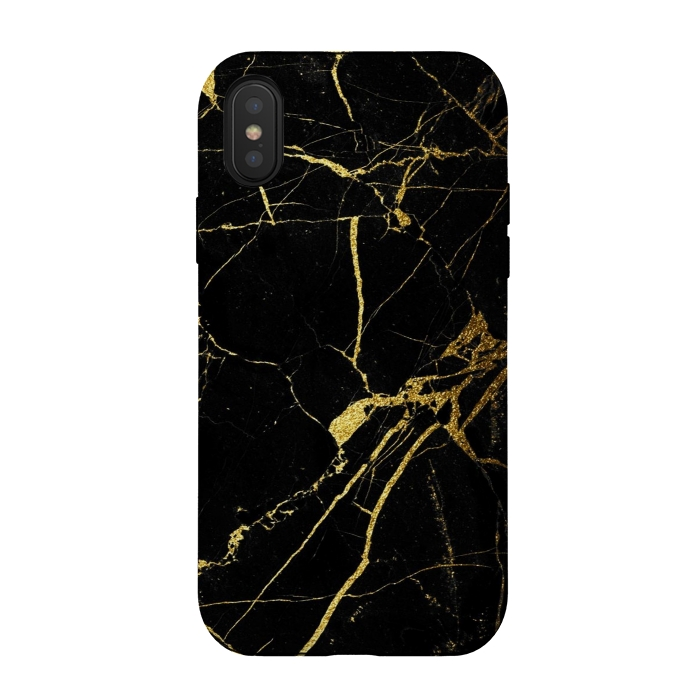 Black-Gold Marble Impress