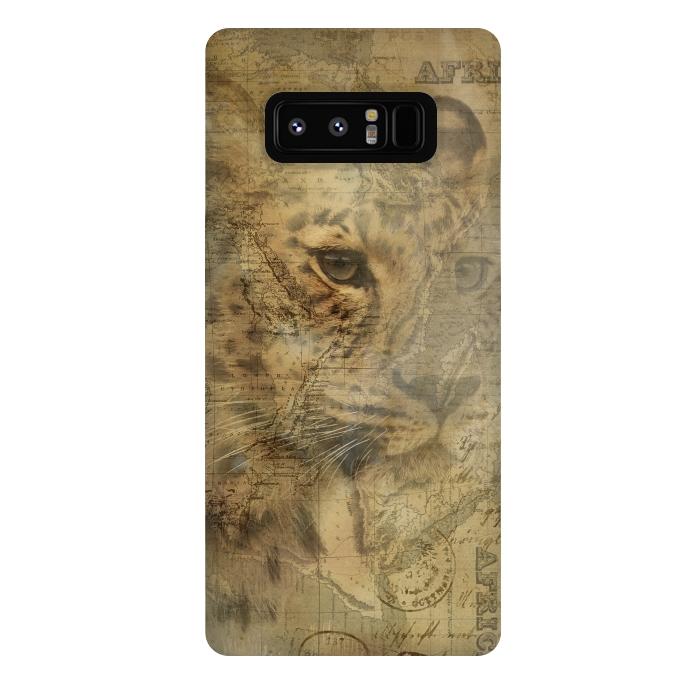 Cheetah Vintage Style