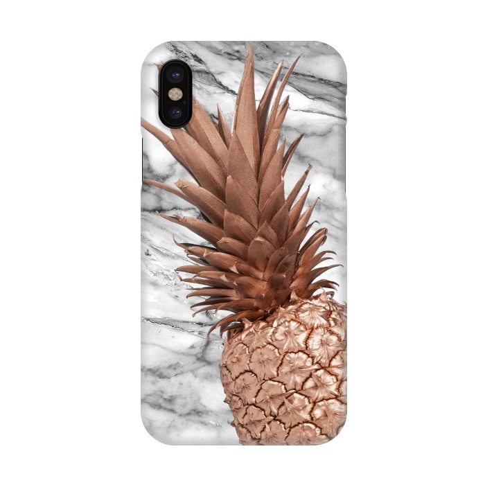 cheap for discount bb7e4 53ecf iPhone X Cases Rose Gold by Utart | ArtsCase