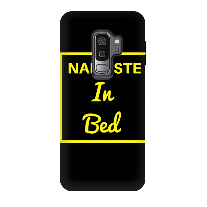 namaste in bed yellow