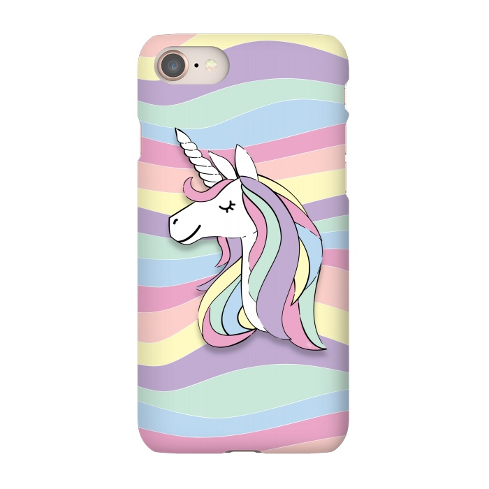 Rainbow Unicorn iPhone 7 CaseiPhone 8