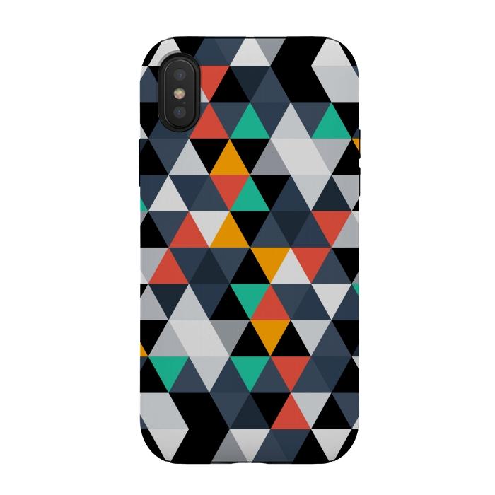 iphone xs case geometric