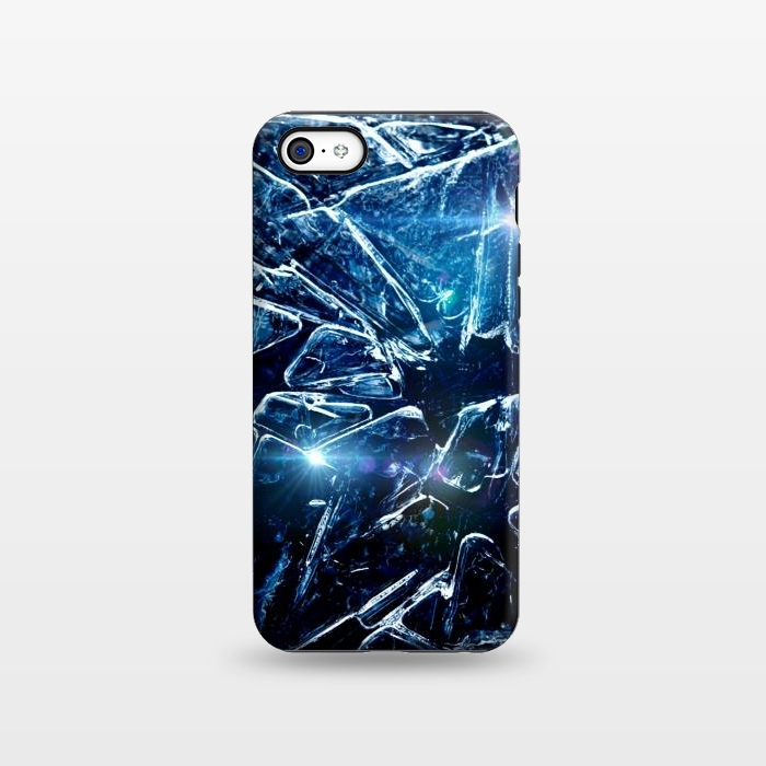size 40 30613 3b58e iPhone 5C Cases Cracked Ice by Gringoface Designs | ArtsCase