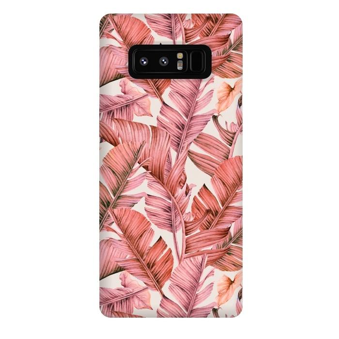lowest price 5565e 00e96 Galaxy Note 8 Cases Jungle paradise by Mmartabc | ArtsCase