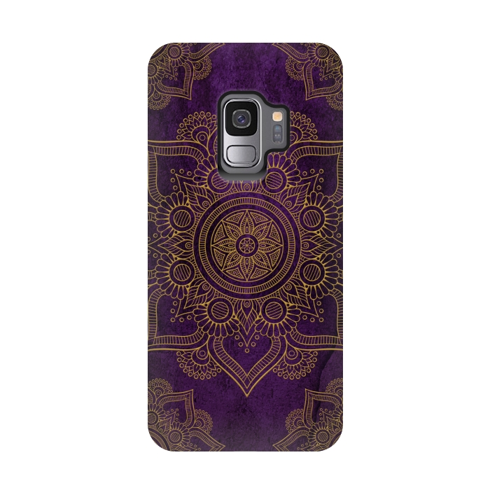 Mandala in Purple