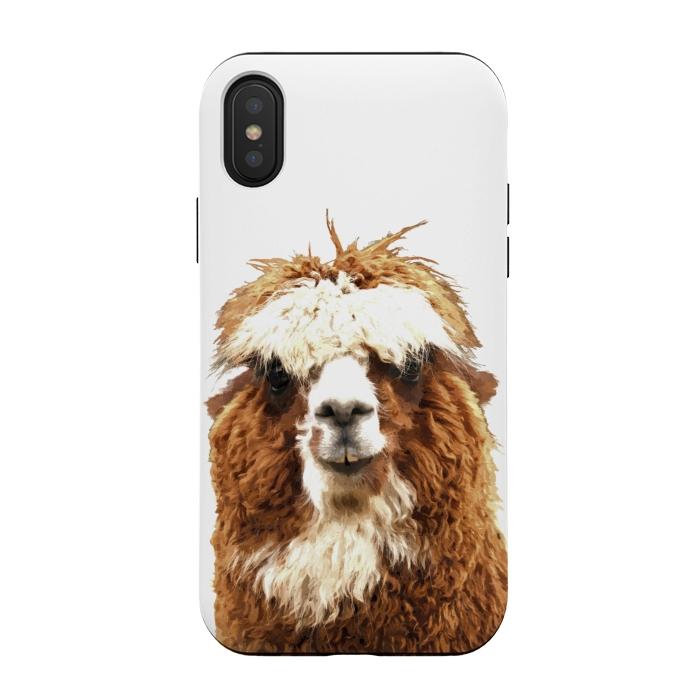 alpaca iphone xs case