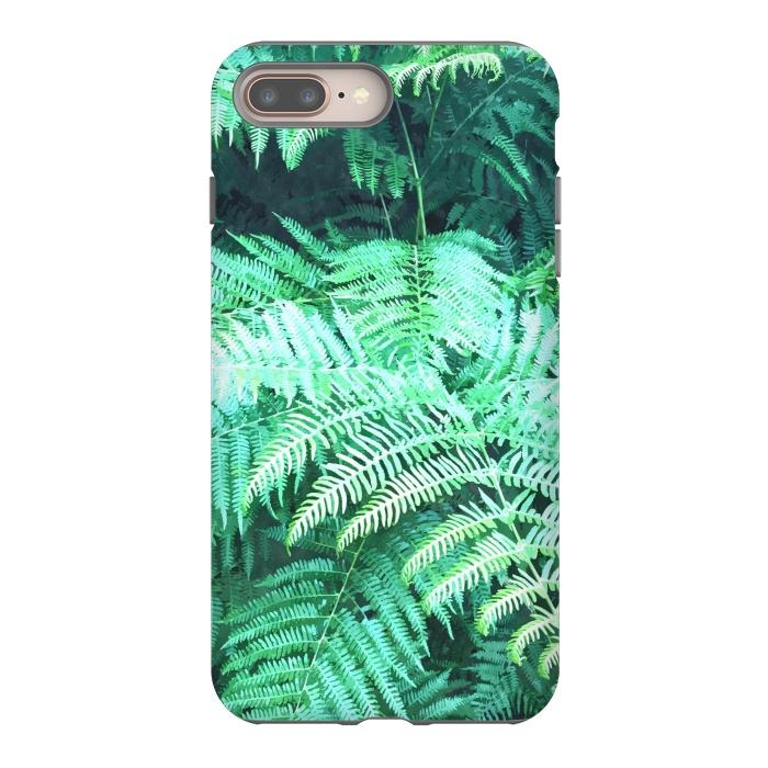 Fern Tropical Leaves