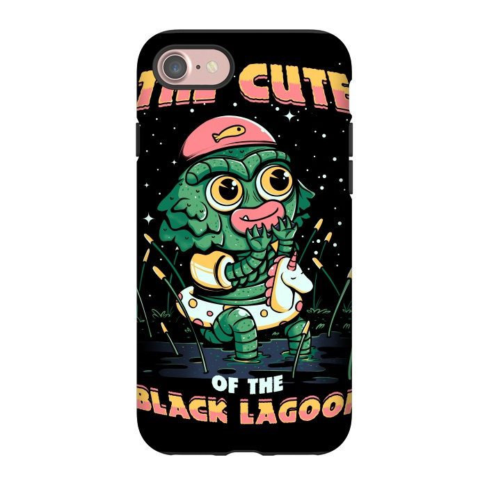 Cute of the black lagoon!