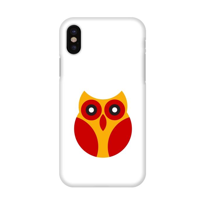 little owl shape