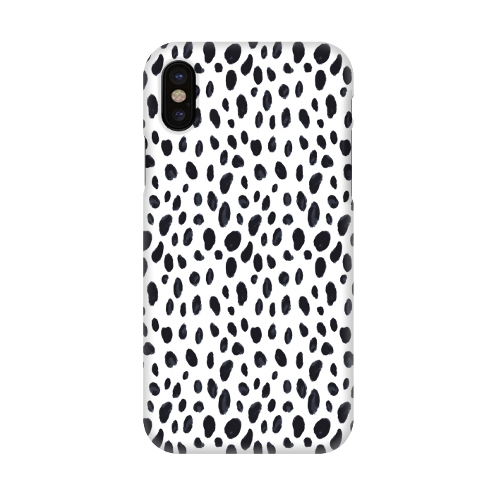 new arrival 08fae e700d iPhone X Cases Polka Dots by Joanna Vog | ArtsCase