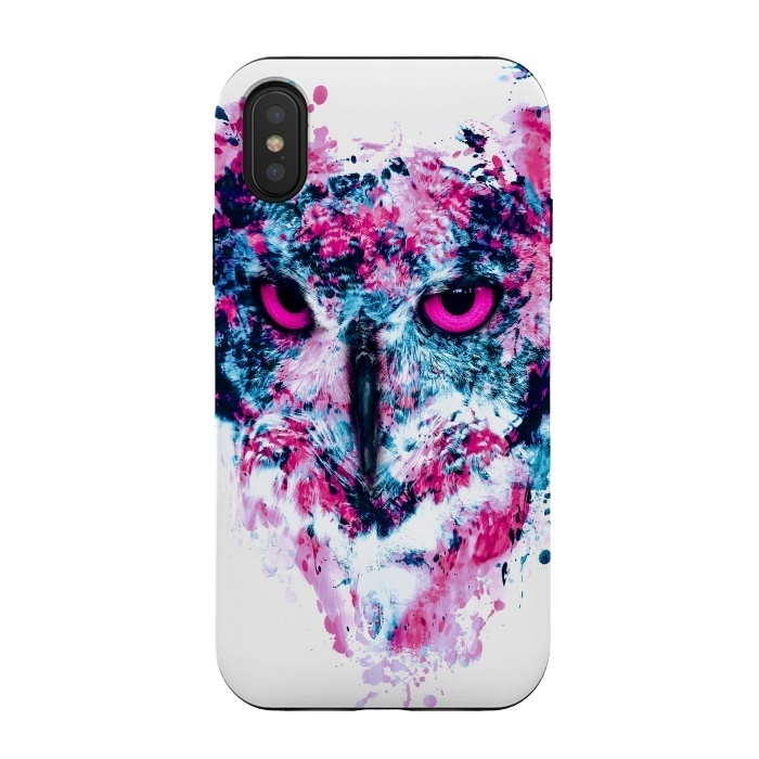iphone xs case owl