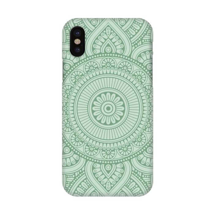 brand new c6c0c 1ff58 iPhone X Cases Mandala 7 by Bledi | ArtsCase