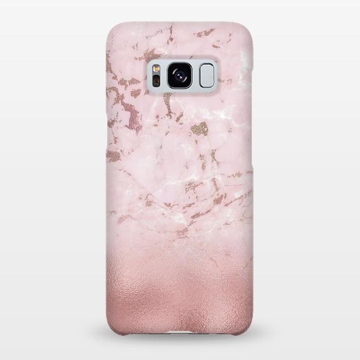 Galaxy S8 Plus Cases Rose Gold By Utart Artscase