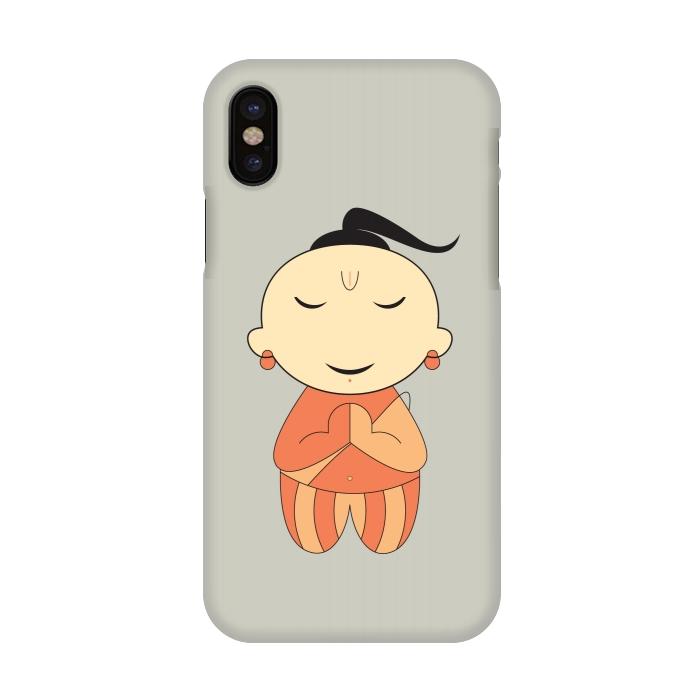 on sale 0409a 95669 iPhone X Cases brahmin boy by TMSarts   ArtsCase