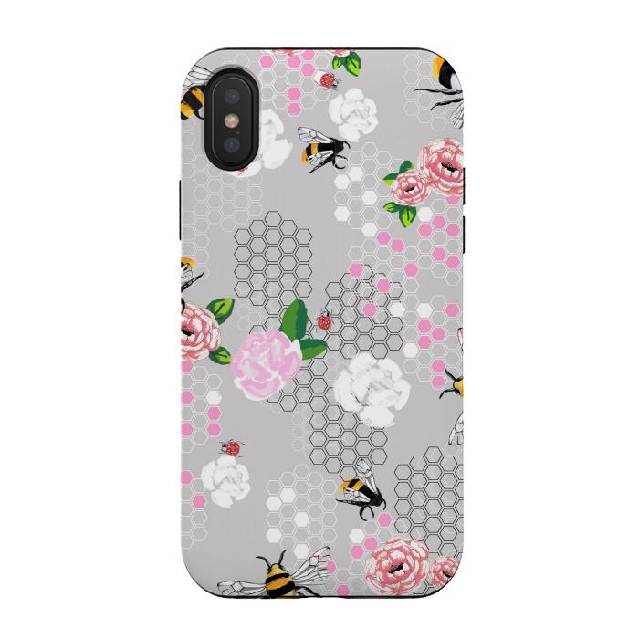 iphone xs case bee