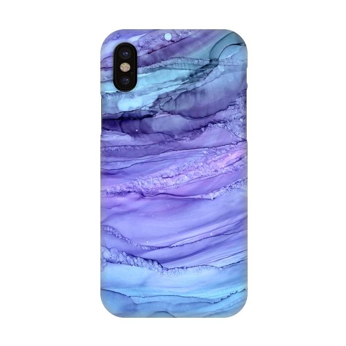 Purple Mermaid Marble