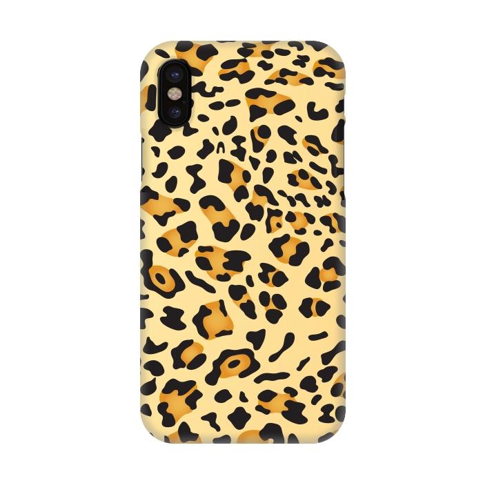 online store a4eb0 8b117 iPhone X Cases Leopard Texture by Bledi | ArtsCase