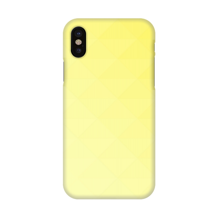 outlet store cb40d 8d4d7 iPhone X Cases yellow shades by MALLIKA | ArtsCase