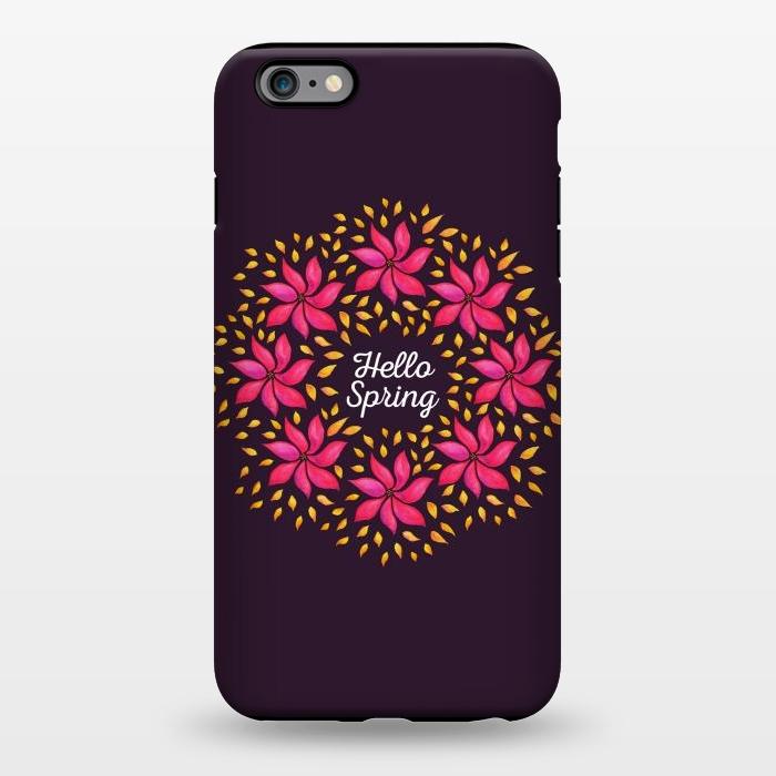 Hello Flowers Iphone 6/6s/6 plus/6s