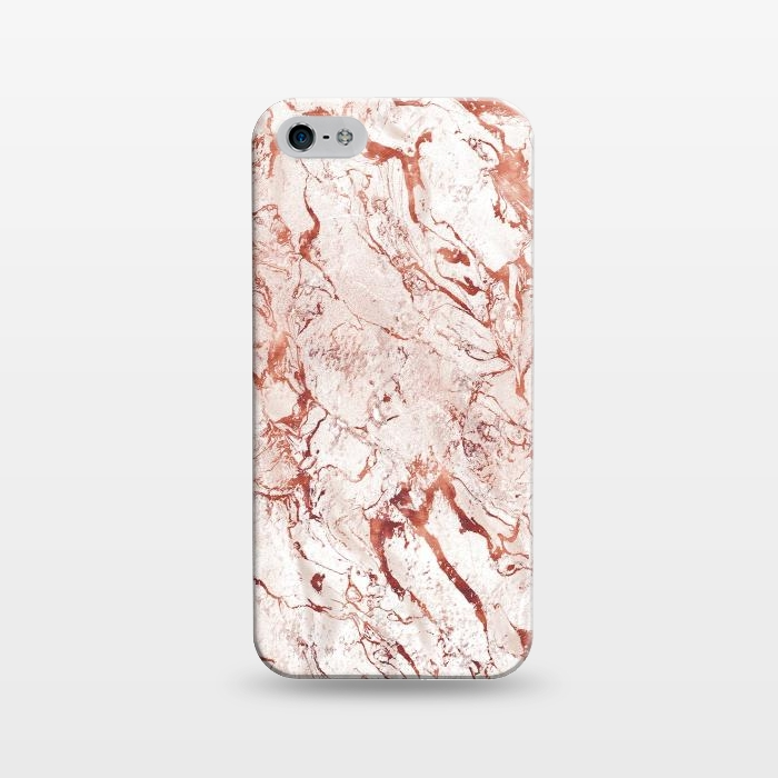 new product 758b2 fe3df iPhone 5/5E/5s Cases ROSE GOLD by Art Design Works | ArtsCase
