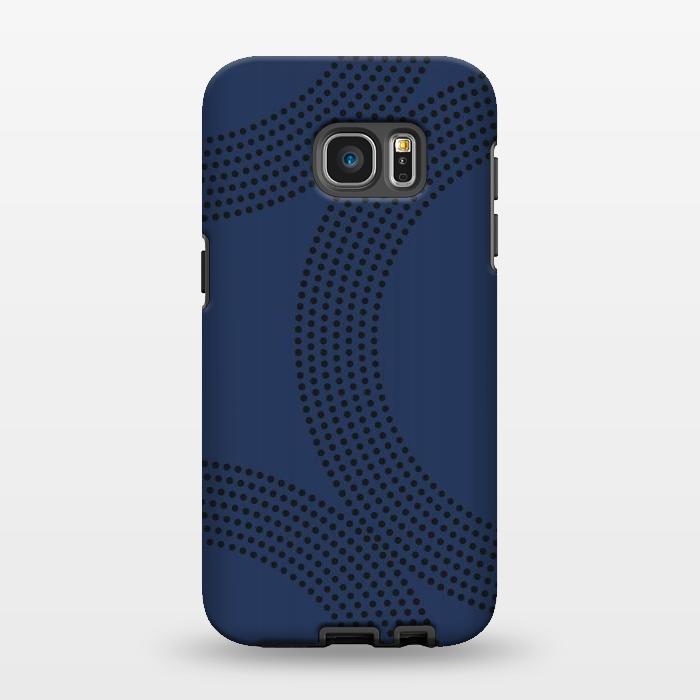 samsung s7 edge case navy blue
