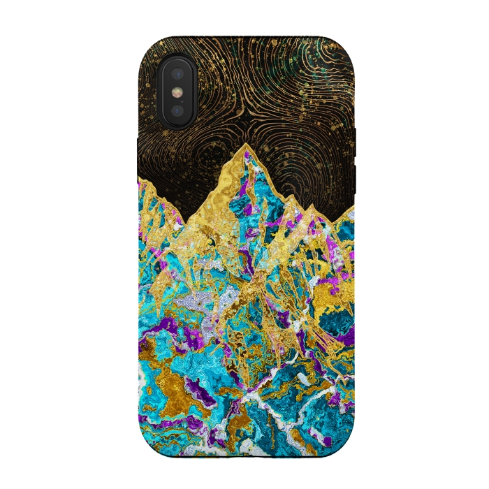 Digital Painting - Mountain Illustration I