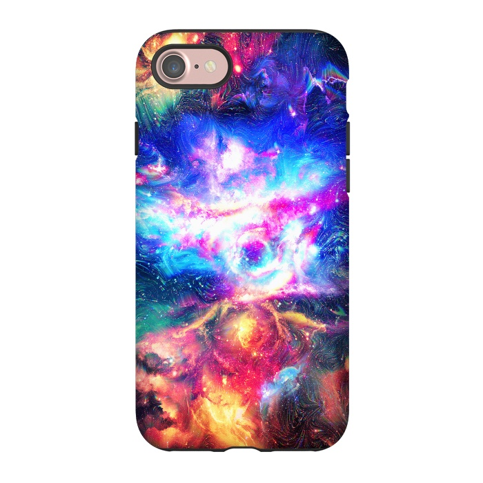 differently 60b46 9cb3e iPhone 8/7 Cases Colorful Galaxy by Art Design Works | ArtsCase