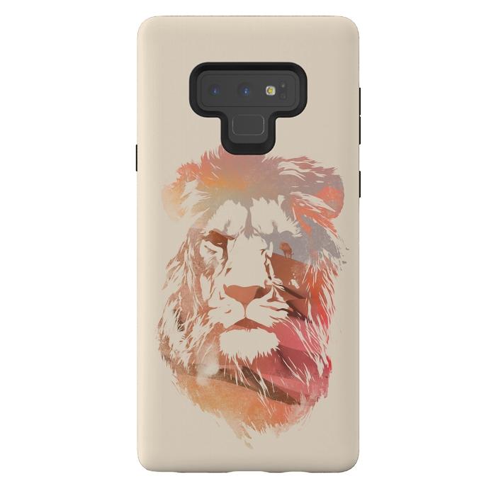 Desert lion