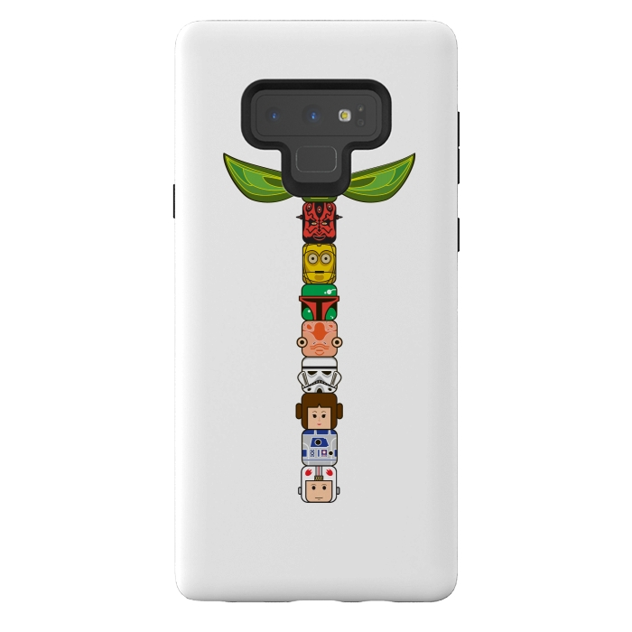 purchase cheap dad21 1b126 Galaxy Note 9 Cases Star Wars by Manos Papatheodorou | ArtsCase