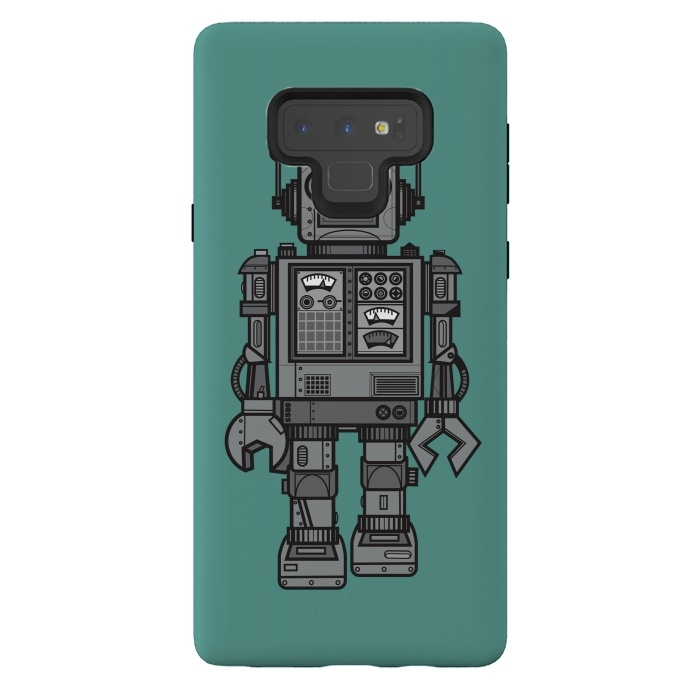 A Vintage Robot Friend