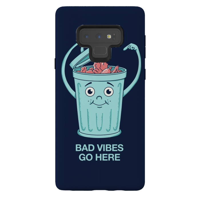 Bad Vibes Go Here