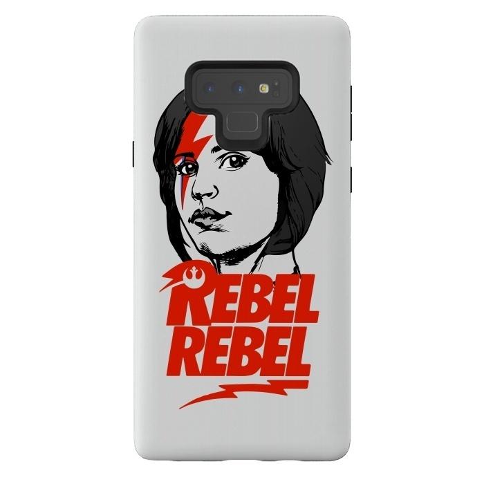 Rebel Rebel Jyn Erso David Bowie Star Wars Rogue One