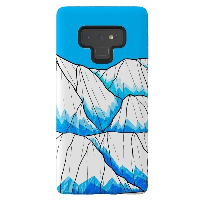 Glacier hills