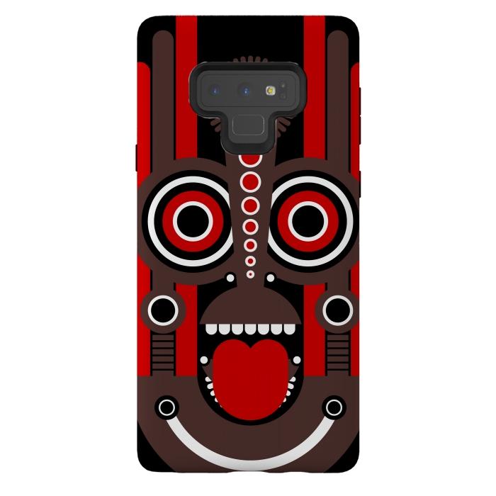 tiki tribal mask