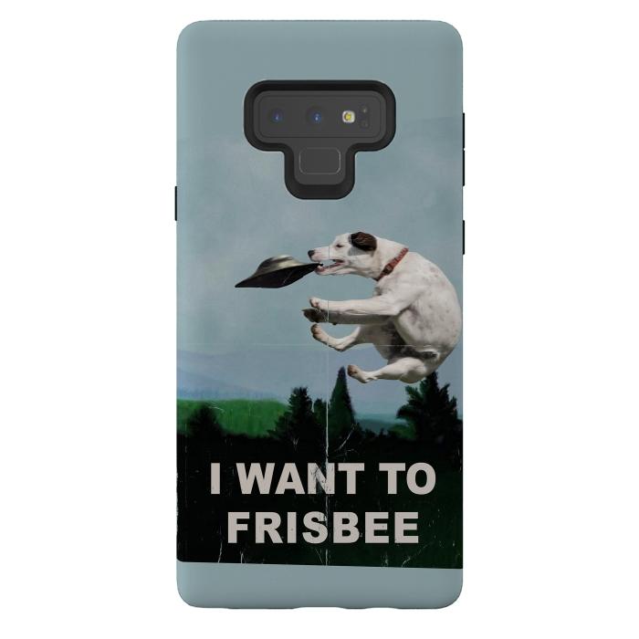 I want to freesbie