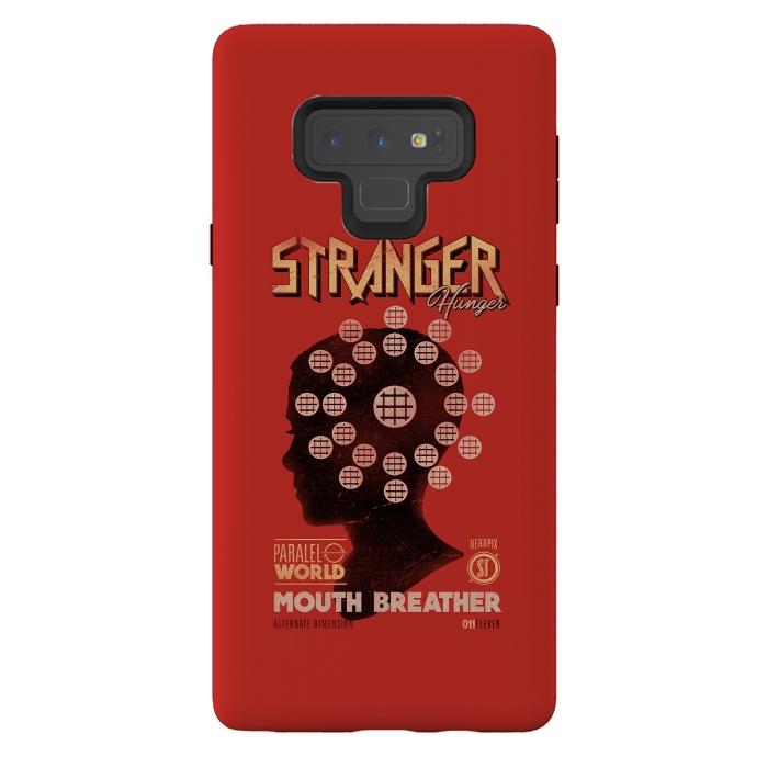 Stranger hunger
