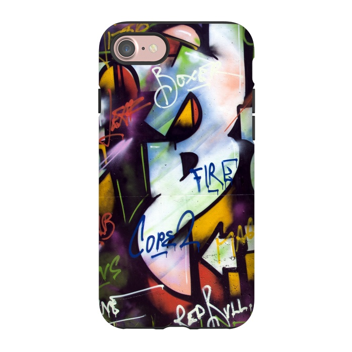 iPhone 7 Cases Graffiti Street by Andrea Haase   ArtsCase