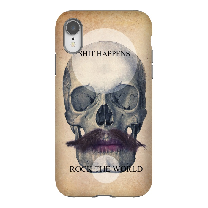 SKULL ROCK THE WORLD OK