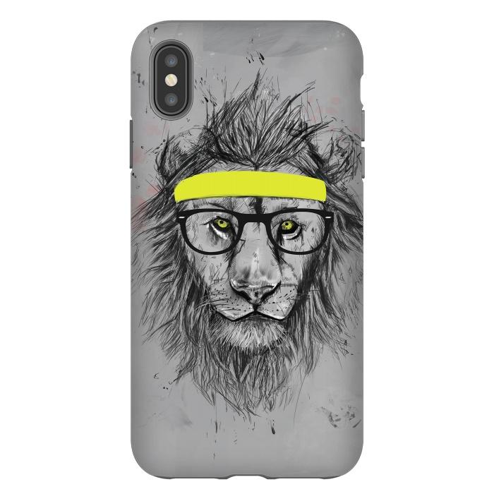 Hipster Lion