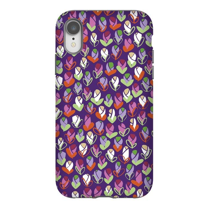 Spring Buds Purple