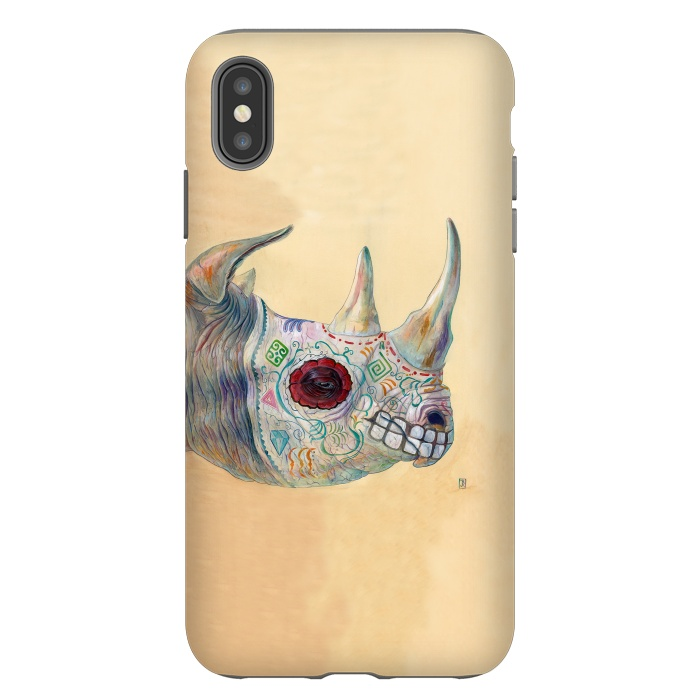 Day of the Dead Rhino