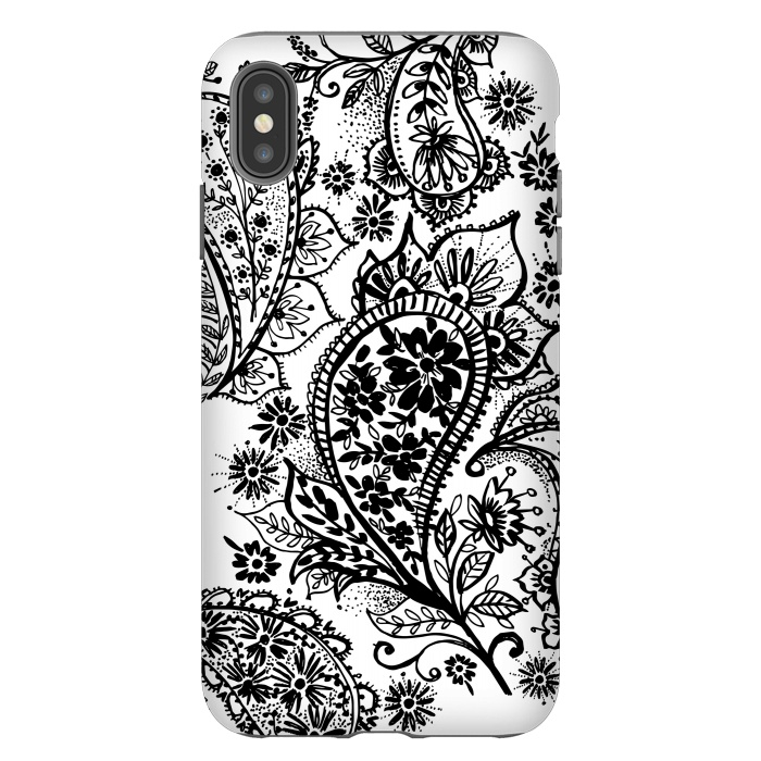 Ink paisley